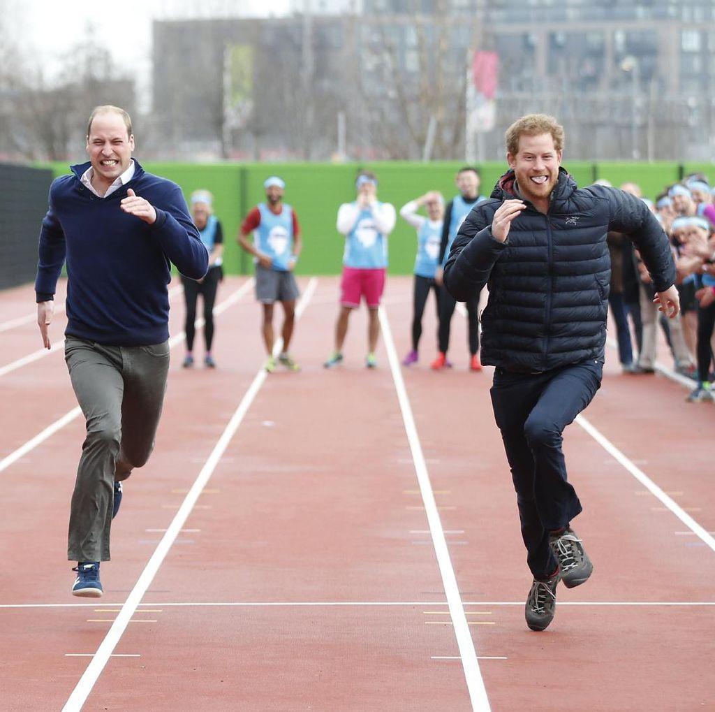 Pangeran William dan Harry Merasa Kecewakan Putri Diana