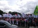 200.000 Buruh Bakal Gelar Aksi di Depan Istana Negara Saat May Day