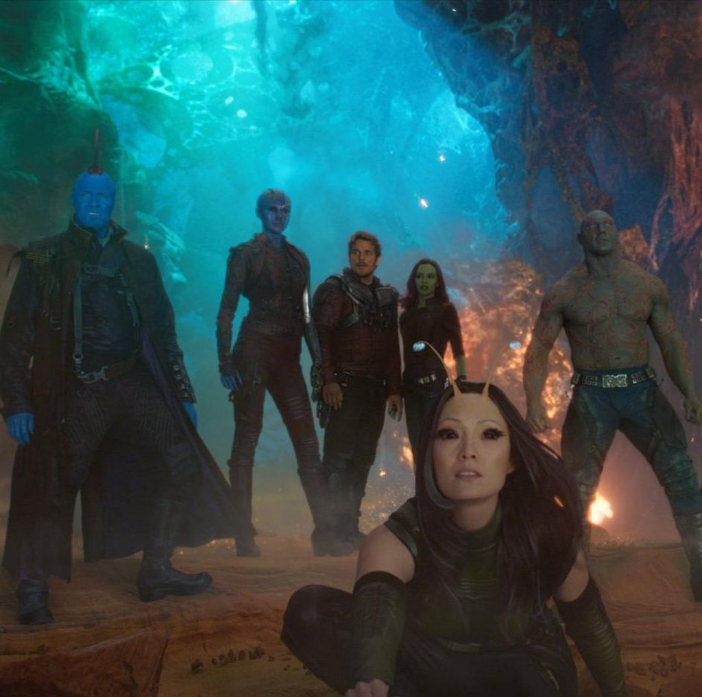 Hore! Guardians of The Galaxy 2 Tayang 26 April
