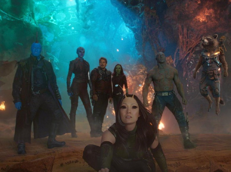 James Gunn Kembali Sutradarai Guardians of the Galaxy 3