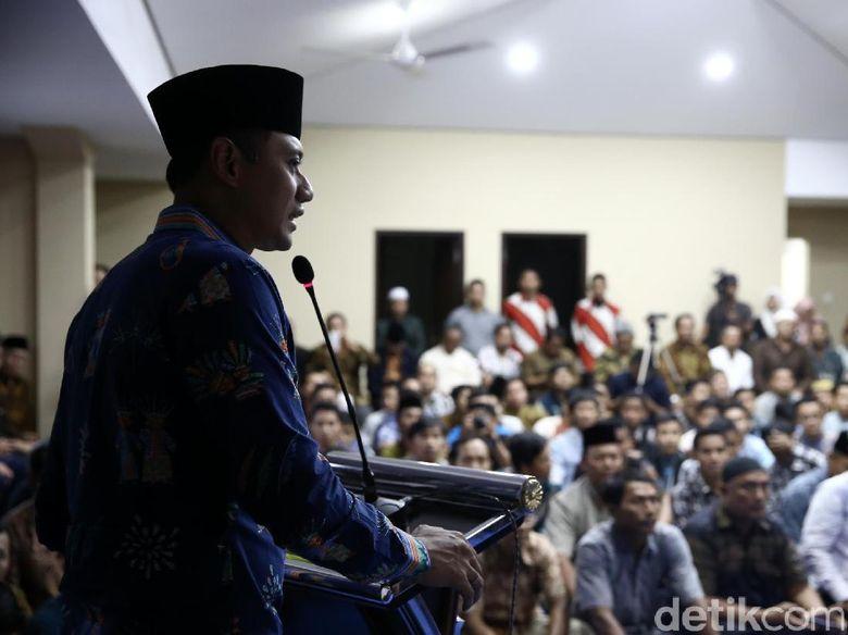 ahy akan launching the yudhoyono institute apa sih