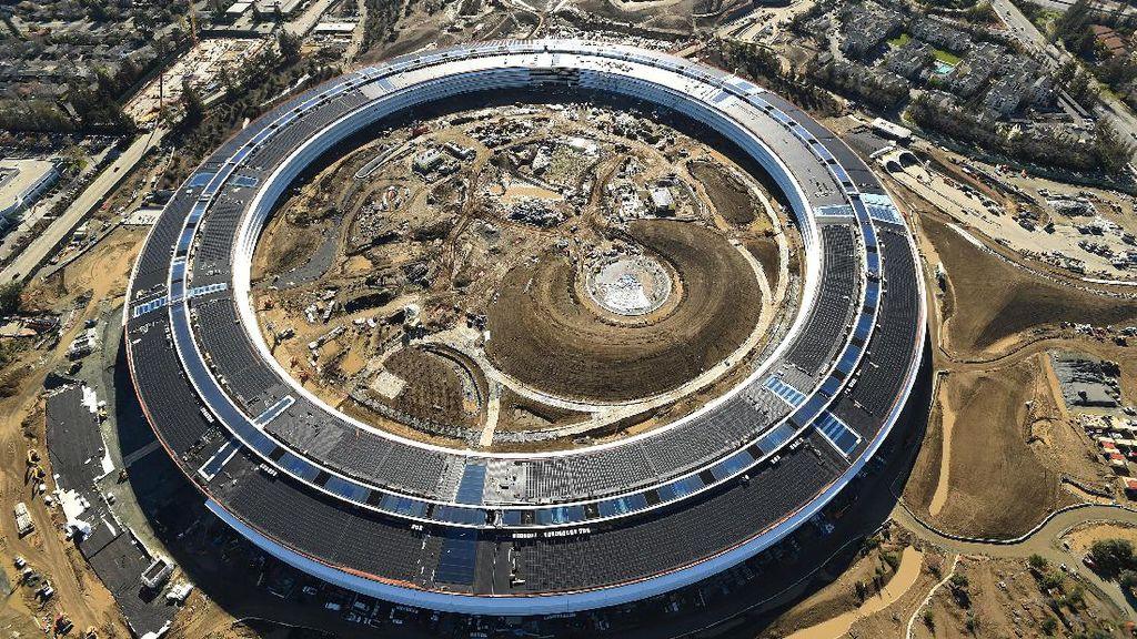 Apple Mau Bangun Silicon Valley di BSD