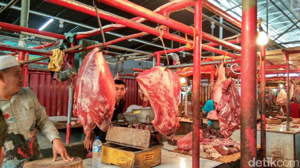 Harga Daging Sapi Masih Stabil di Rp 120.000/Kg