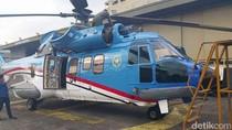Urung Beli Heli AW-101, Presiden Jokowi Tetap Pakai Super Puma