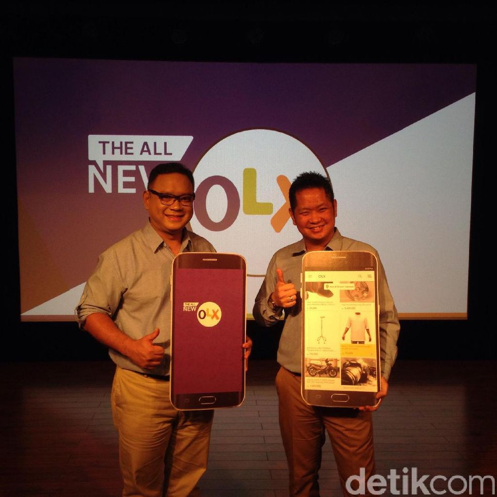 OLX Indonesia Masih Cari Nakhoda Baru