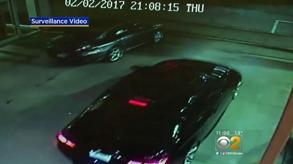 Pencuri Ini Gondol 4 BMW dan 1 Porsche Sekaligus