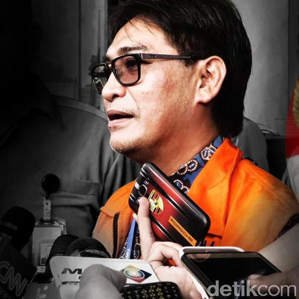 Choel Mallarangeng Ajukan Diri Jadi Justice Collaborator