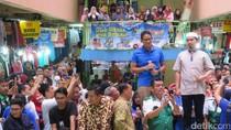 Sandiaga Janjikan Insentif ke Pedagang Pasar Tradisional