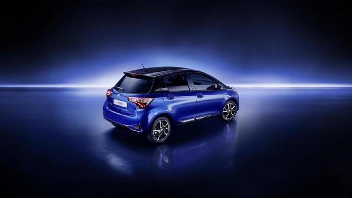 Tampang Terbaru Toyota Yaris