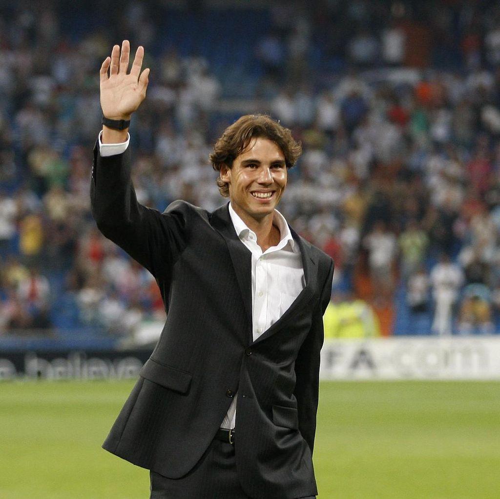 Nadal Mau Saja Jadi Presiden Real Madrid