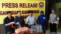 Penjual Miras Oplosan yang Tewaskan 5 Orang di Bantul Ditangkap