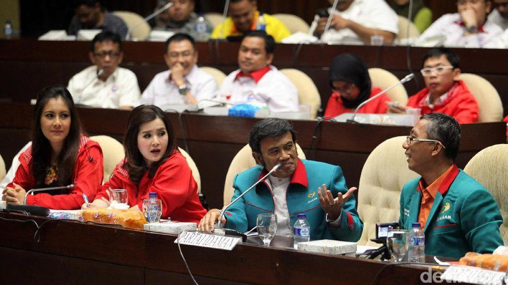 4 Partai Politik Baru Siap Jalani Verifikasi Faktual untuk Pemilu