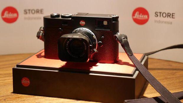 Masuk Indonesia, Leica M10 Dibanderol Rp 99 Juta