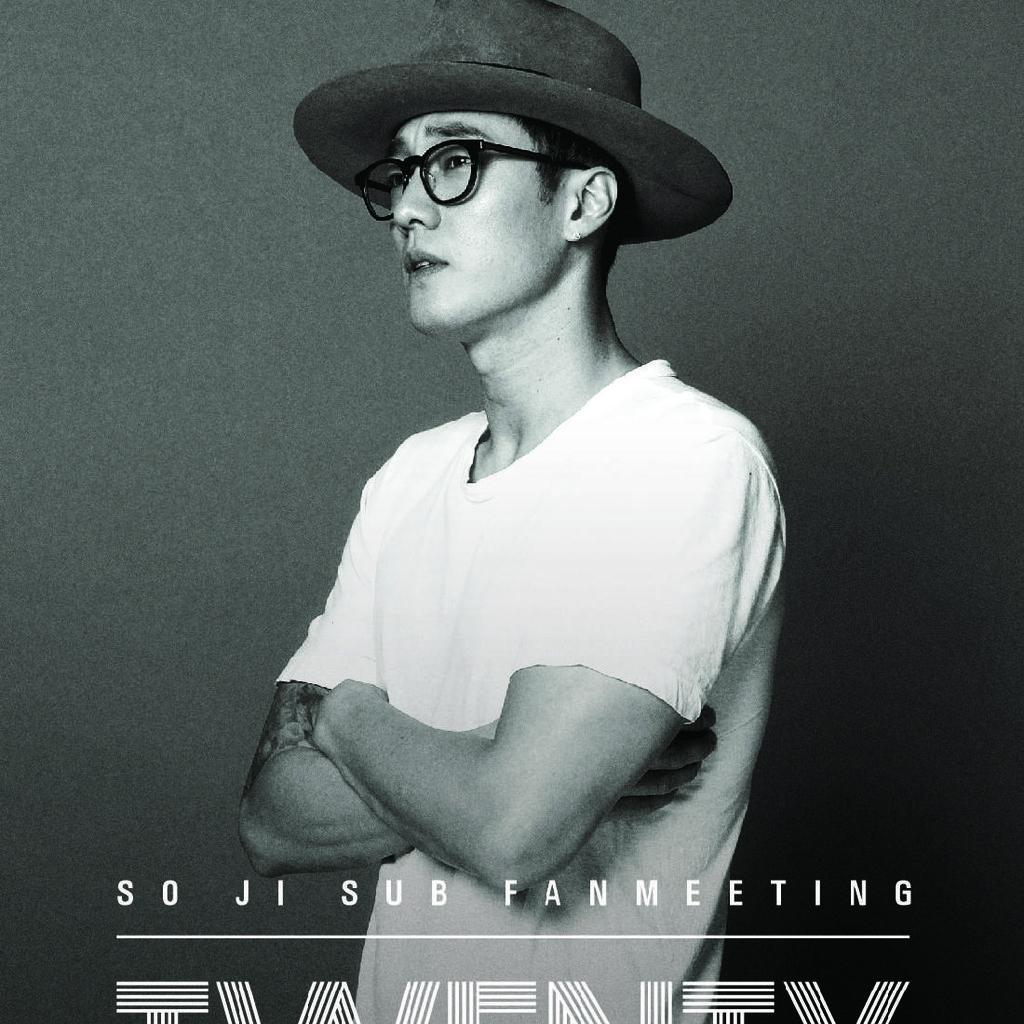 Asik! Aktor So Ji Sub Gelar Fanmeeting di Jakarta 7 April