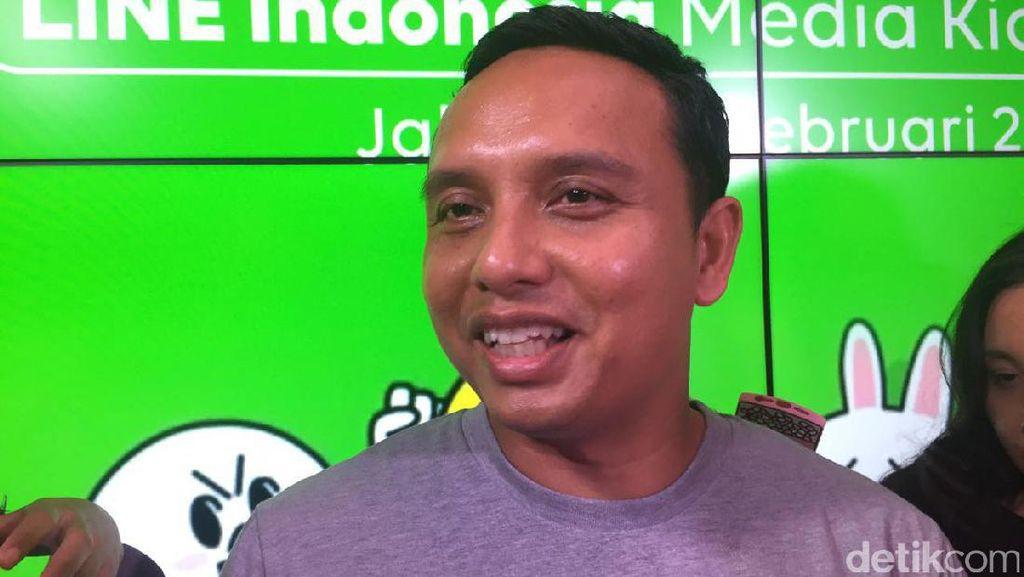 Grab Pastikan Bajak Bos Line Indonesia