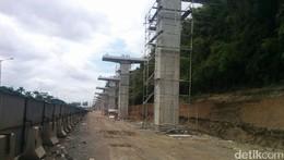 Adhi Karya Akan Talangi LRT Jabodebek Rp 7 T Tahun Ini