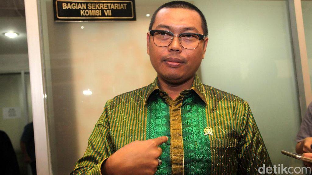 Di Paripurna, Mukhtar Tompo Kembali Singgung soal Chappy Hakim