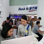Bilyet Deposito BTN Dipalsukan, Ini Respons OJK