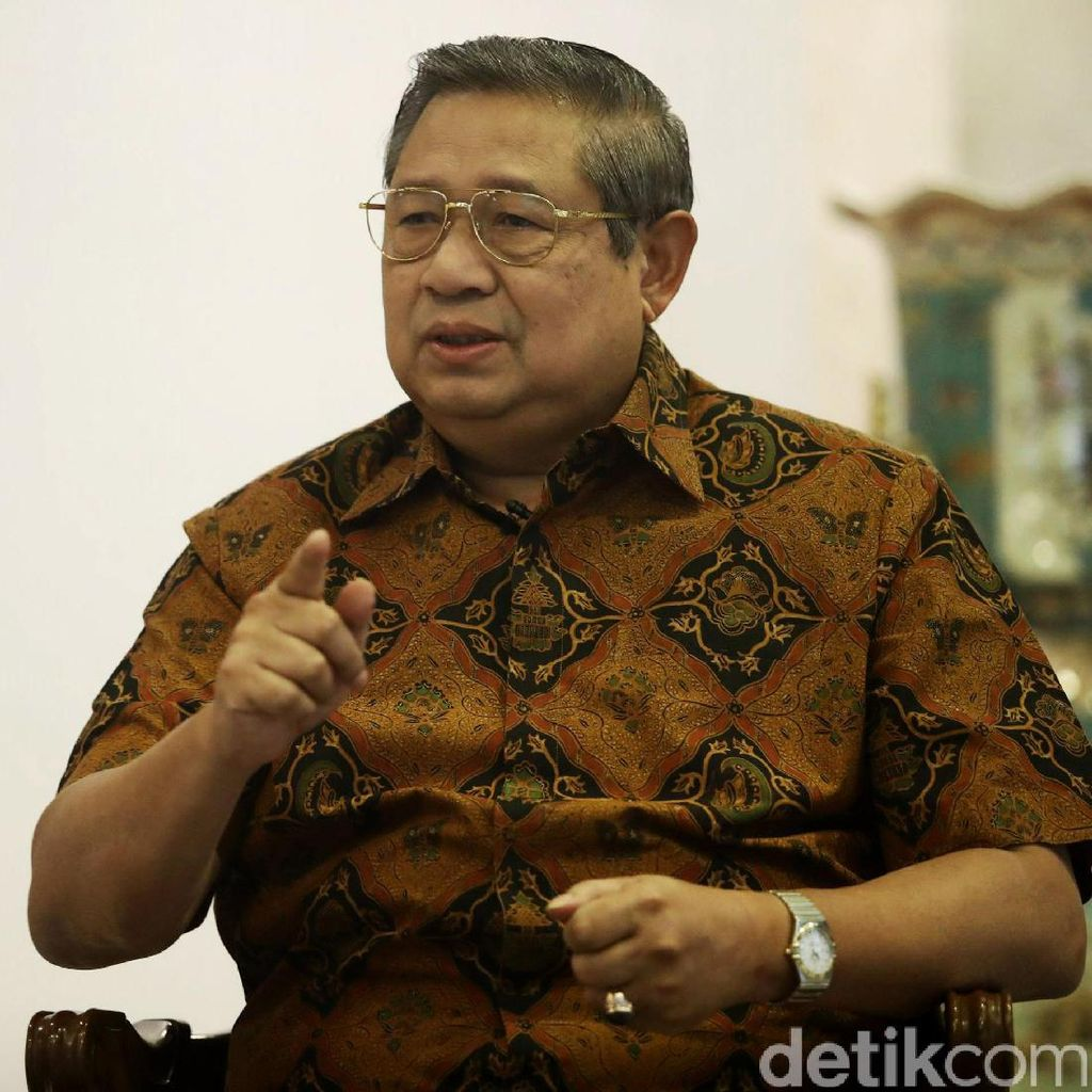 Demokrat Belum Terima Informasi Soal Pertemuan Prabowo-SBY