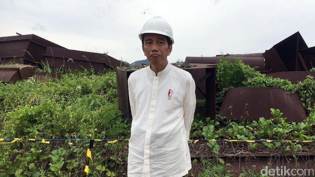 Jokowi Gelisah Lihat PLTU Mangkrak 6 Tahun di Maluku, Ini Langkah PLN