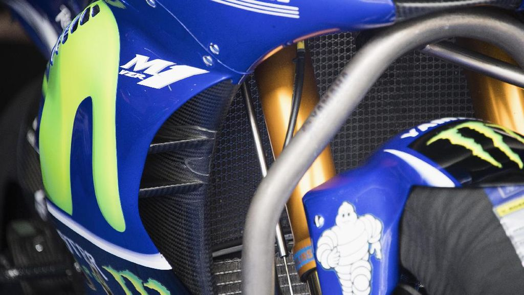 Kejutan Menyenangkan YZR-M1 untuk Bos Tim Yamaha
