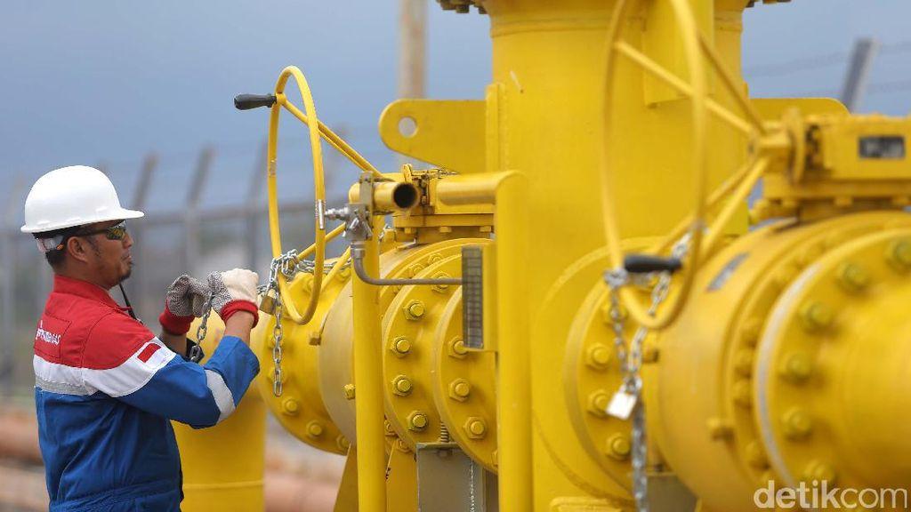 Ini Alasan Pertamina Teken Kontrak Impor Gas dari Perusahaan AS