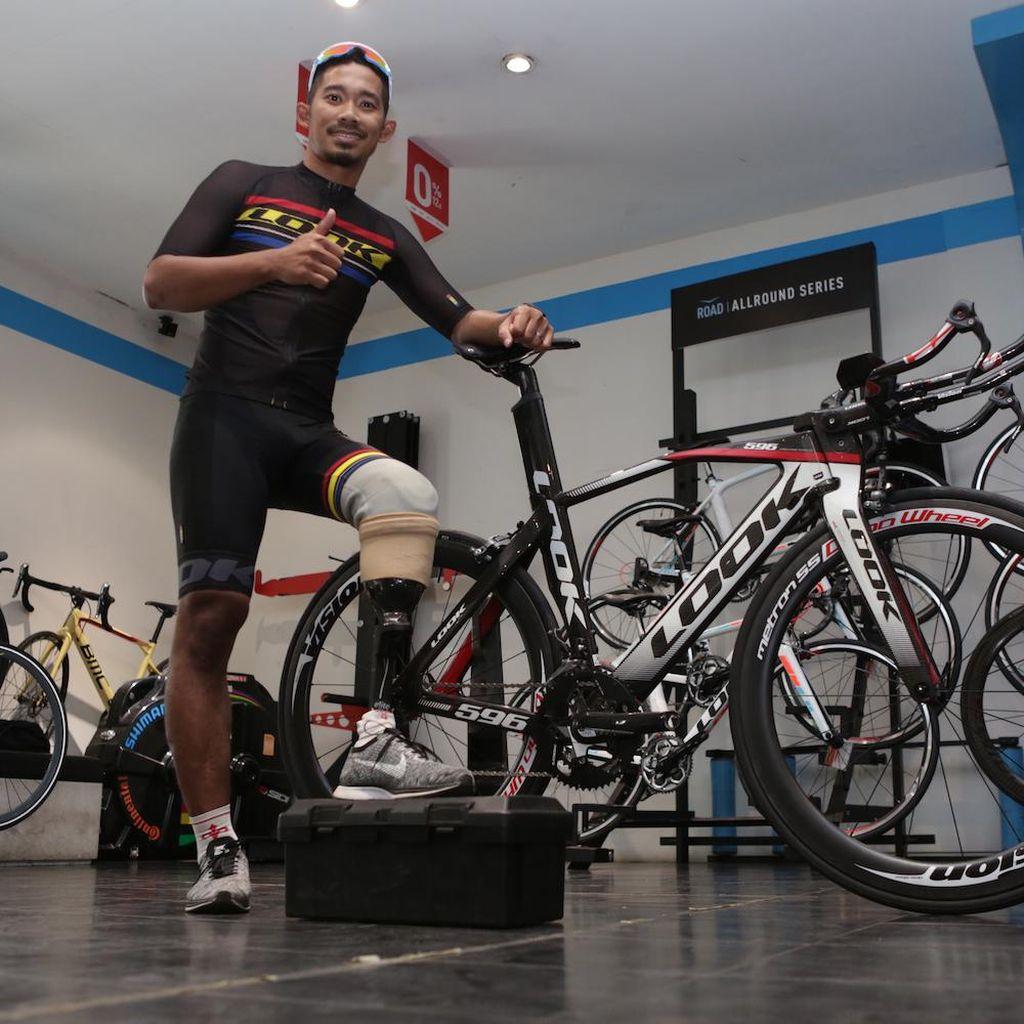 PB ISSI Minta Paracycling Diperlombakan di Asian Paragames