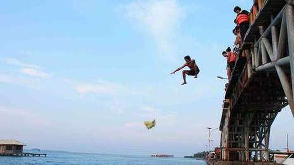 Paket Wisata Cinta Bakal Jadi Andalan Kepulauan Seribu