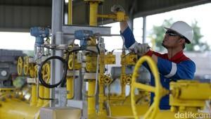 Pertamina Gas Pasok Kebutuhan Gas PLTG Muara Tawar