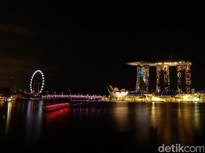 Bikin Betah Turis, Singapura akan Hadirkan Destinasi Baru