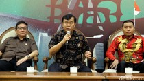 Hanura Ambil Langkah Hukum Terkait Insiden Chappy Hakim