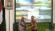 KPK Supervisi Pemprov Jabar untuk Penyelamatan Sumber Daya Alam