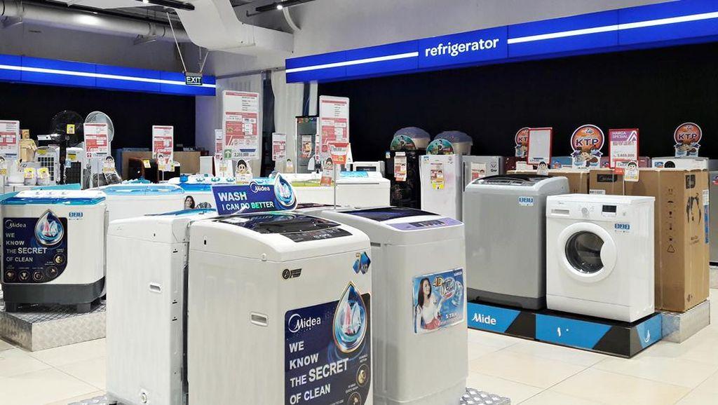 Promo Akhir Pekan Barang Elektronik di Transmart dan Carrefour