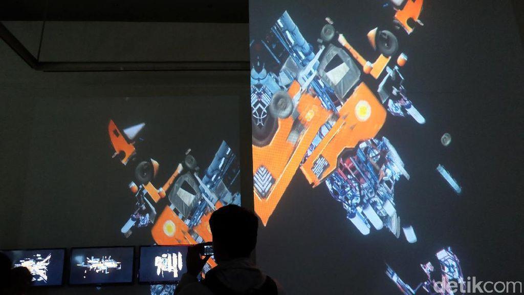 Sensasi Melihat Pameran Seni Media Baru di Galeri Nasional Indonesia