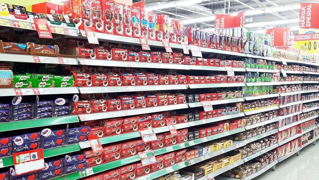 Promo Akhir Pekan Beli 2 Gratis 1 di Transmart dan Carrefour