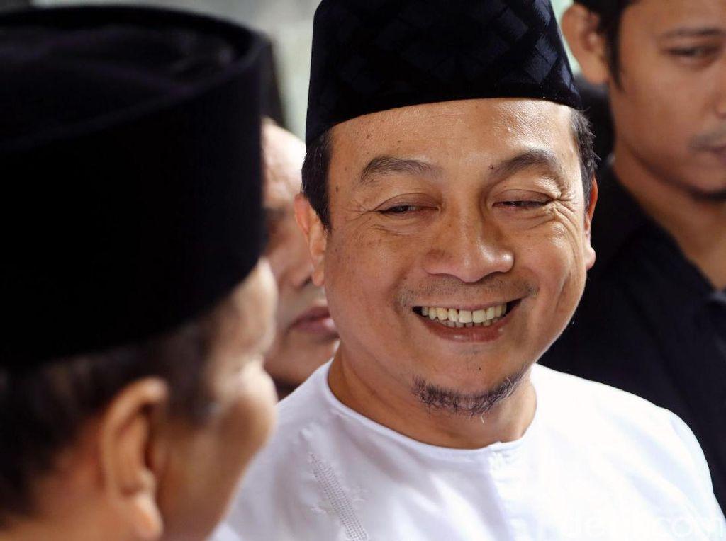 Lebaran, Bachtiar Nasir dan Tim GNPF MUI Bertemu Jokowi di Istana