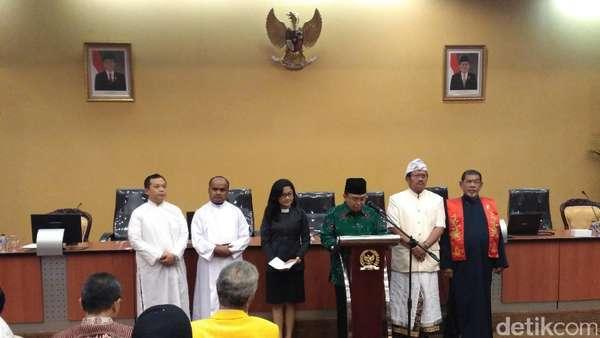 Enam Pemuka Lintas Agama Doakan agar Pilkada Serentak Berjalan Damai