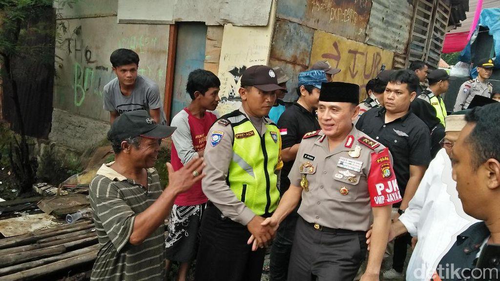Kapolda Tegaskan Kabar Massa 212 Menginap di Gedung DPR Hoax