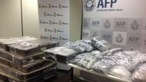 Narkoba 358 Kg Senilai Rp1,86 T Dalam Alat Berat Disita di Sydney