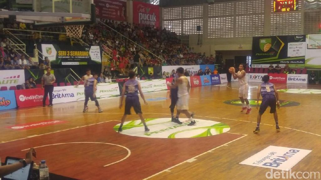 CLS Knights Diwanti-wanti Agar Tak Over Confidence