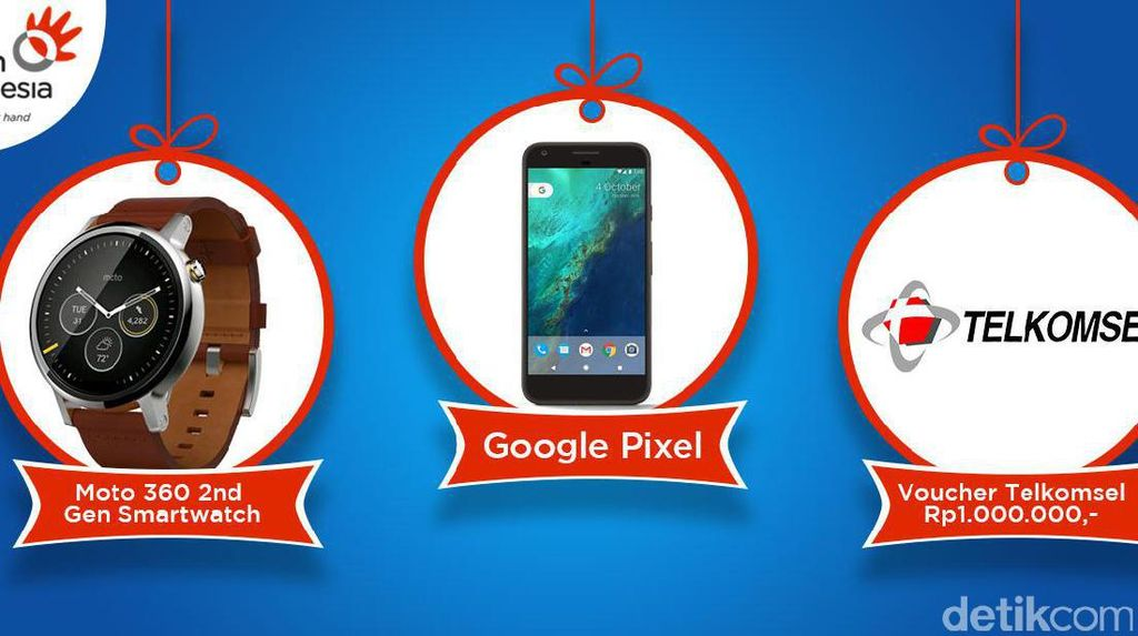 Kuis Jelajah Angkasa Telkom Berhadiah Google Pixel