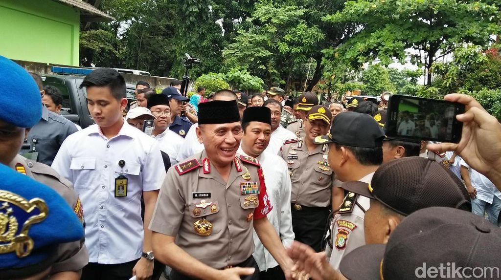 Kapolda: Aksi 313 Berjarak 500 Meter dari Istana