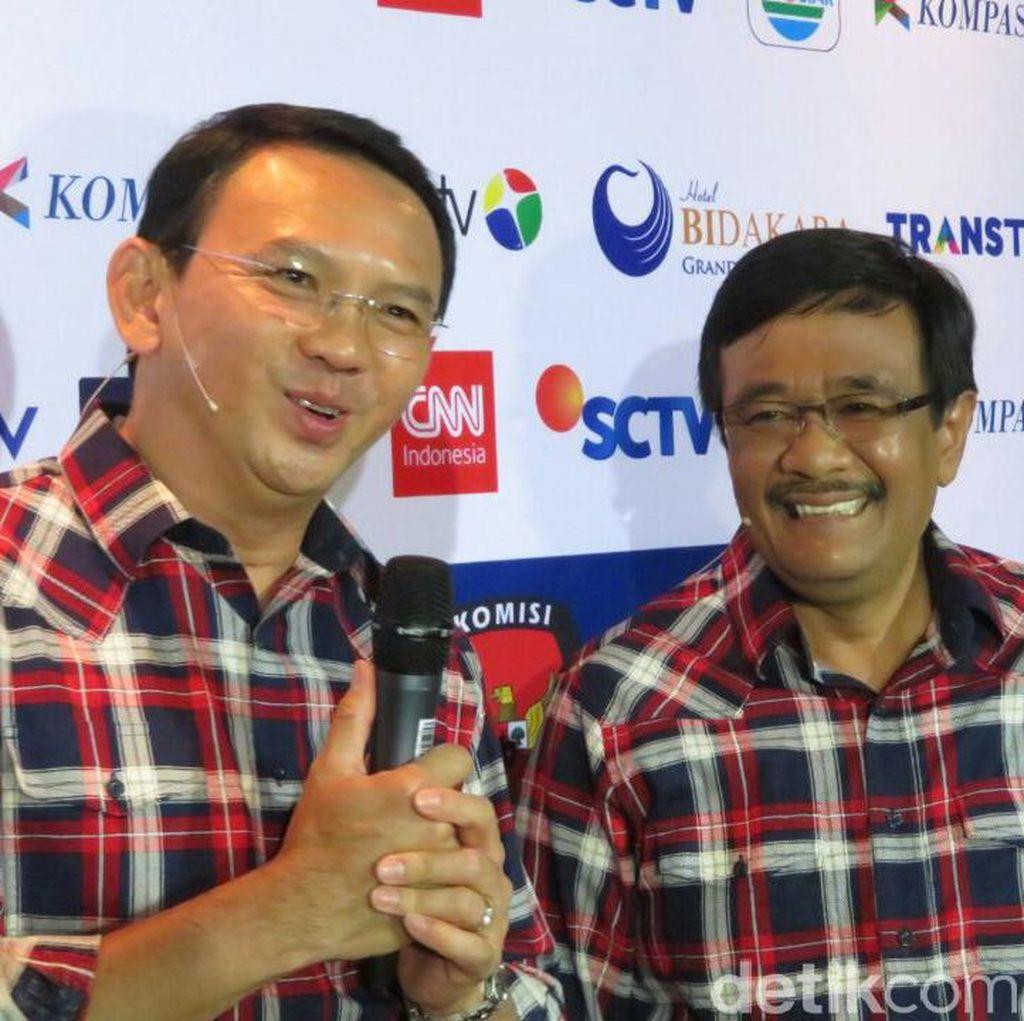 Hasil Rekapitulasi KPU Jakpus, Ahok Kalahkan Anies dan Agus