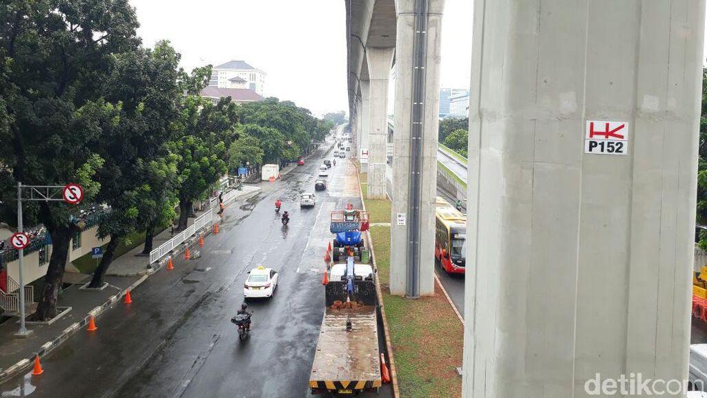 Proyek Busway Layang Ciledug-Tendean Telan Rp 2,3 Triliun