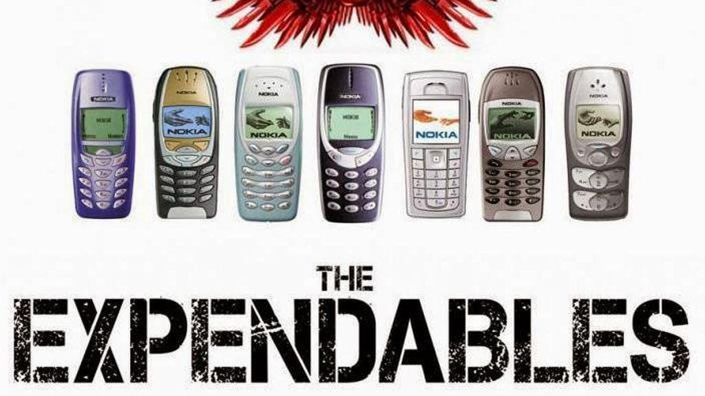 Meme Kocak Nokia 3310: Jadi Senjata Thor Sampai Bom