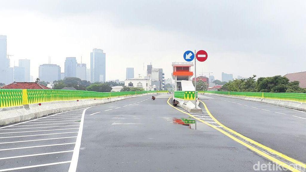 Ciledug-Tendean Tersambung Busway Layang