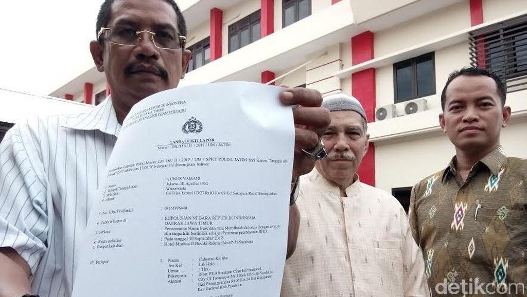 Dua Orang Penyelenggara Haji Bodong Dilaporkan ke Polisi