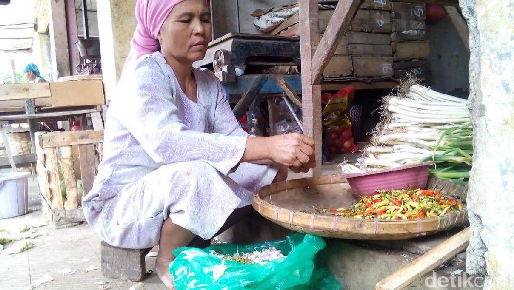 Cabai Rawit Rp 125.000/Kg, Konsumen di Pasuruan Cuma Beli 20 Biji