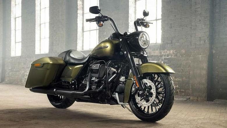 Harley-Davidson Rilis Road King Special
