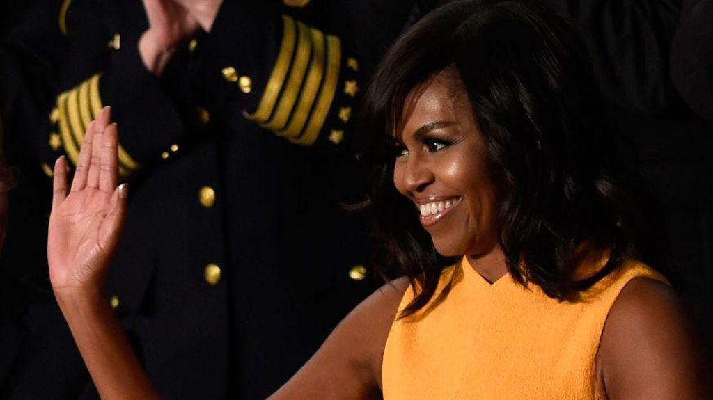 Michelle Obama Akan Tampil Sebagai Juri Tamu di Masterchef Junior